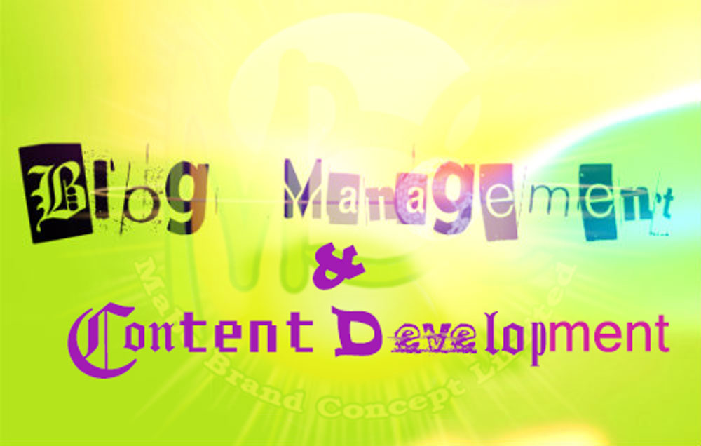 Blog Management and Content Development