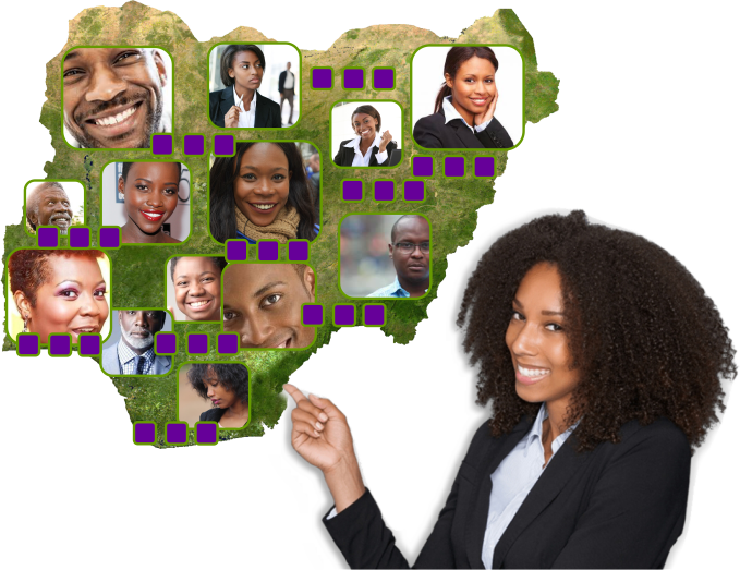 We serve you wherever you are in Nigeria